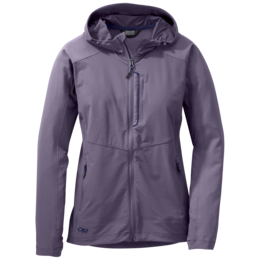 OR Women's Ferrosi Hooded Jacket fig