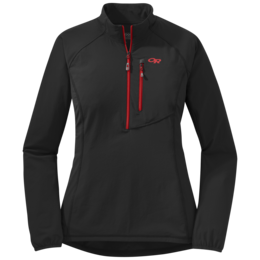 OR Women's Ferrosi Windshirt black