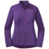 OR Women's Ferrosi Windshirt elderberry