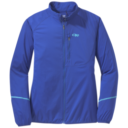 OR Women's Boost Jacket baltic/typhoon