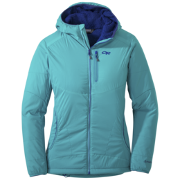 OR Women's Ascendant Hoody typhoon/baltic