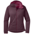 OR Women's Ascendant Hoody pinot/raspberry