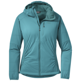 OR Women's Ascendant Hoody sea/atlantis