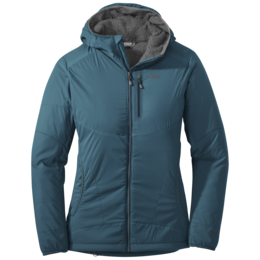OR Women's Ascendant Hoody washed peacock/pewter