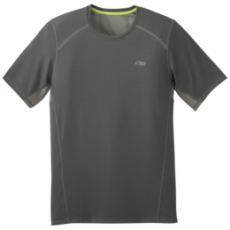 OR Men's Octane S/S Tee charcoal/pewter