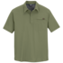 OR Men's Astroman Sun Polo moss