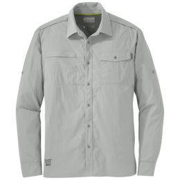 OR Men's Baja L/S Sun Shirt alloy