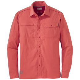 OR Men's Baja L/S Sun Shirt mojave