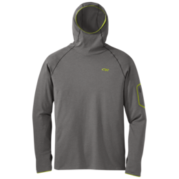 OR Men's La Paz Sun Hoody pewter