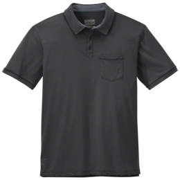 OR Men's Sandbar S/S Polo charcoal