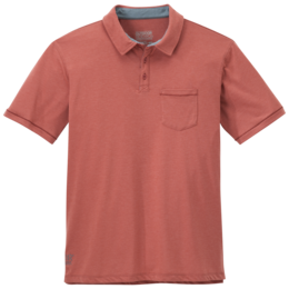 OR Men's Sandbar S/S Polo mojave