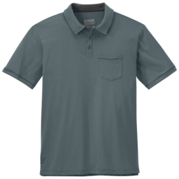 OR Men's Sandbar S/S Polo shade