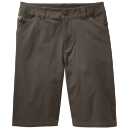 OR Men's Brickyard Shorts mushroom