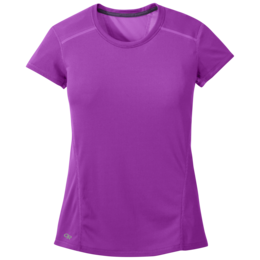 OR Women's Octane S/S Tee ultraviolet