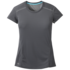 OR Women's Octane S/S Tee charcoal/pewter