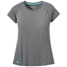 OR Women's Gauge S/S Tee pewter