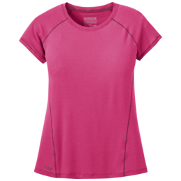 OR Women's Gauge S/S Tee desert sunrise