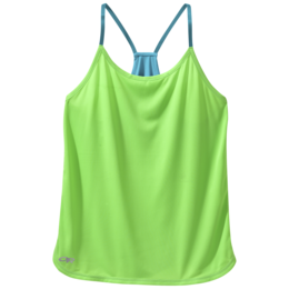 OR Women's Echo Singlet apple/typhoon