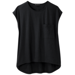 OR Women's Camila High-Low Tee black