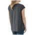 OR Women's Camila High-Low Tee black/pewter