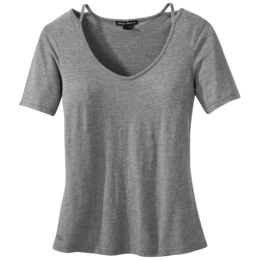 OR Women's Camila S/S Tee pewter