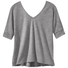 OR Women's Athena High-Low Tee pewter