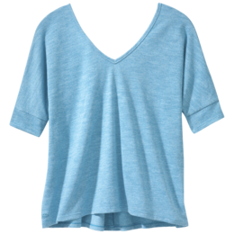 OR Women's Athena High-Low Tee oasis