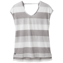 OR Women's Isabel S/S Tee pewter