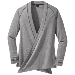 OR Women's Athena Wrap Top pewter