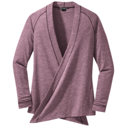 OR Women's Athena Wrap Top pinot