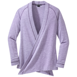 OR Women's Athena Wrap Top elderberry