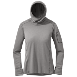 OR Women's La Paz Sun Hoody pewter