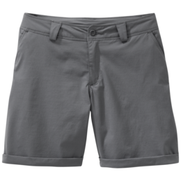 OR Women's Equinox Crosstown Shorts charcoal