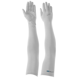 OR ActiveIce Full Fingered Sun Sleeves alloy