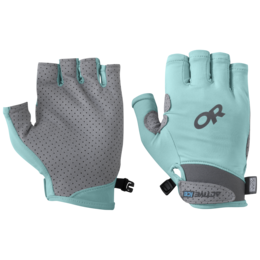 OR ActiveIce Chroma Sun Gloves seaglass