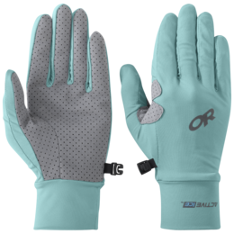 OR ActiveIce Chroma Full Sun Gloves seaglass