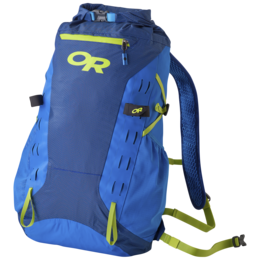 OR Dry Summit Pack HD baltic/glacier/lemongrass