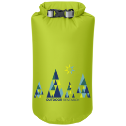OR Graphic Dry Sack 10L Woodsy lemongrass