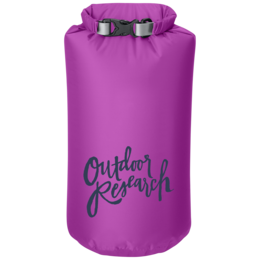 OR Graphic Dry Sack 15L Script ultraviolet