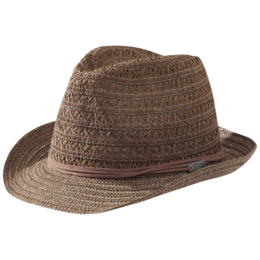 OR Women's Rhett Fedora walnut