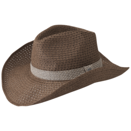 OR Women's Cira Cowboy Hat walnut