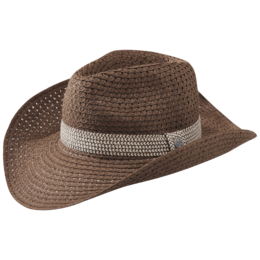 OR Girls' Cira Cowboy Hat walnut