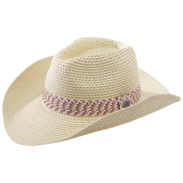 OR Girls' Cira Cowboy Hat straw