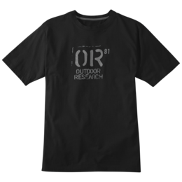 OR Men's Cargo Tee black