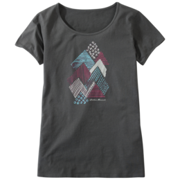 OR Women's Acres Tee charcoal