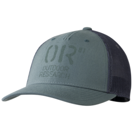 OR Cargo Trucker Cap sage green