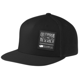 OR Retro Trucker Cap black