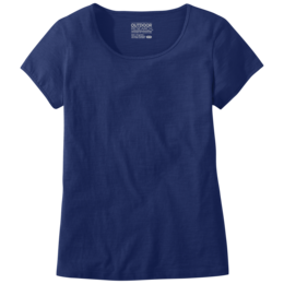 OR Women's Camila Basic S/S Tee baltic