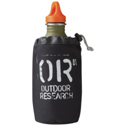 OR Cargo Water Bottle Tote 1L black