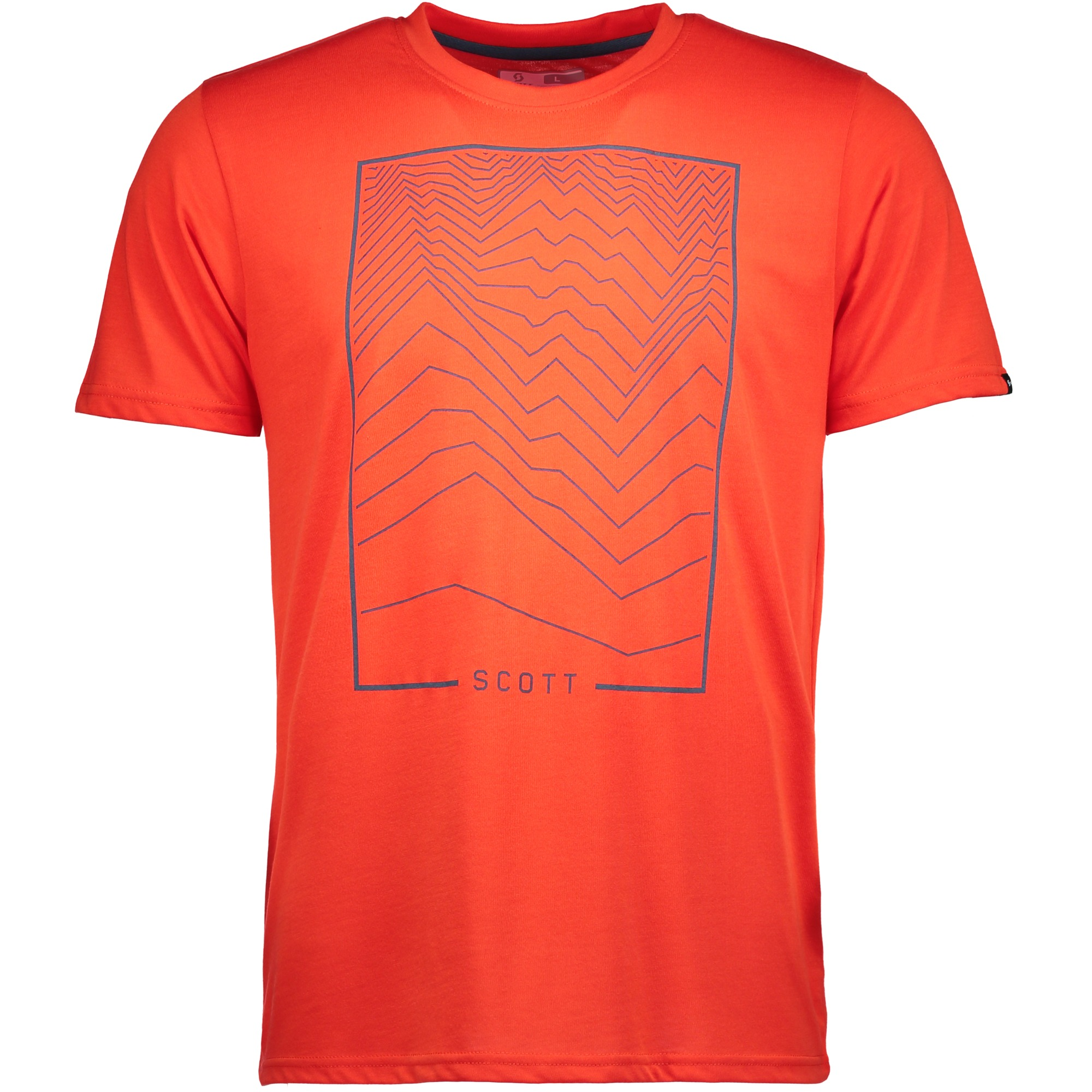 SCOTT Trail MTN DRI 60 s/sl Shirt